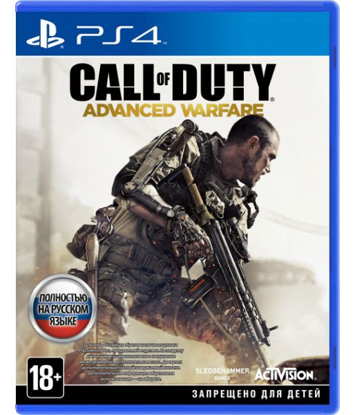 Call of Duty: Advanced Warfare [русская версия] (PS4)