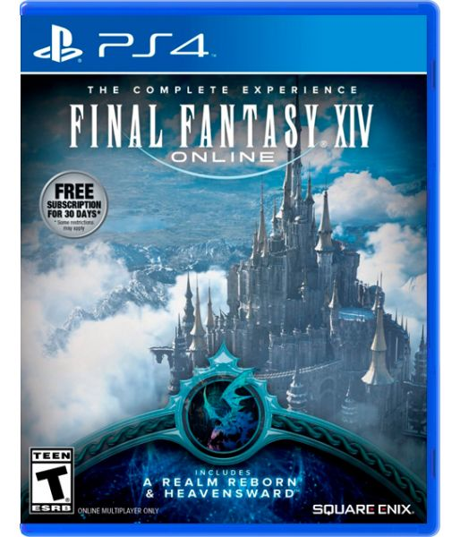 Final Fantasy XIV. Complete Edition: A Realm Reborn + Heavensward (PS4)