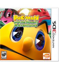 Pac-Man & the Ghostly Adventures (3DS)