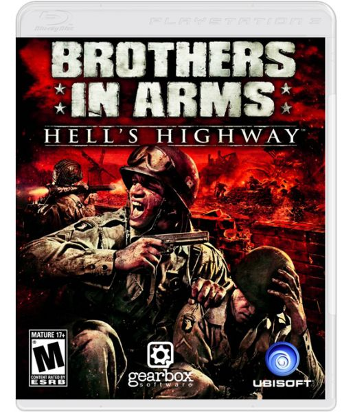 Brothers In Arms Hell's Highway (русская документация) (PS3)