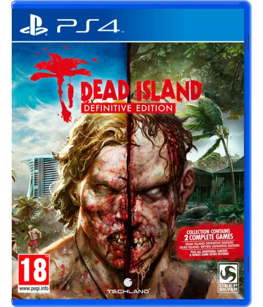 Dead Island. Definitive Collection [Русские субтитры] (PS4)