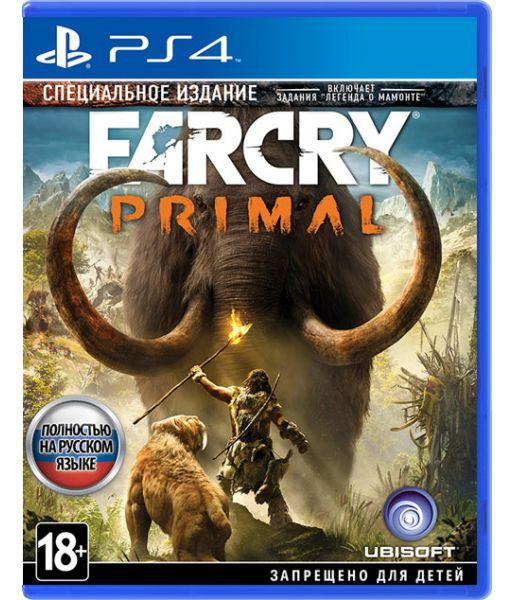 Far Cry Primal. Специальное издание [русская версия] (PS4)
