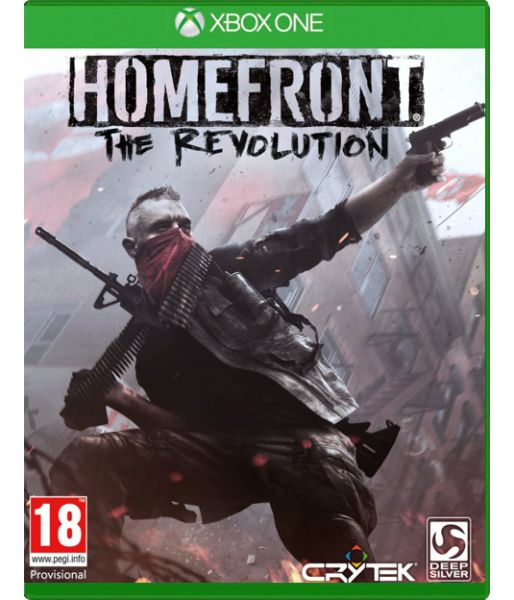 Homefront: The Revolution [русская версия] (Xbox One)