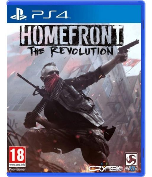 Homefront: The Revolution [русская версия] (PS4)