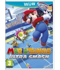 Mario Tennis Ultra Smash [Русская версия] (Wii U)