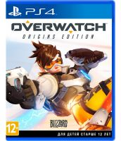 Overwatch: Origins Edition [русская документация] (PS4)