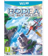 Rodea: The Sky Soldier (Wii U)