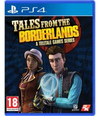Tales from the Borderlands [английская версия] (PS4)