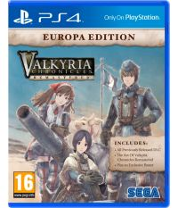 Valkyria Chronicles Remastered. Europa Edition [английская версия] (PS4)