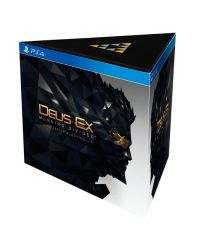Deus Ex: Mankind Divided. Collector's Edition [русская версия] (PS4)
