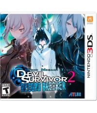 Shin Megami Tensei Devil Survivor 2 Record Breaker (3DS)