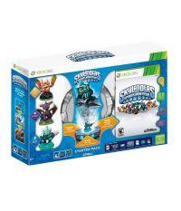 Skylanders. Стартовый набор:  игровой портал, игра, фигурки: Spyro, Trigger Happy, Gill Grunt (Xbox360)