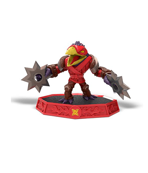 Skylanders Imaginators Фигурка  Сэнсэй - Tae Kwon Crow (стихия Fire)