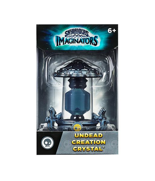 Skylanders Imaginators Кристалл - стихия Undead