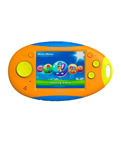 Портативная игровая консоль PGP AIO Egg Оранжевый/синий/желтый