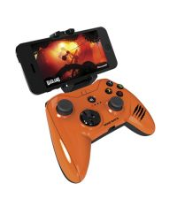 Геймпад Mad Catz Micro C.T.R.L.i Mobile Gamepad - Gloss Blue беспроводной (MCB312680A04/04/1)