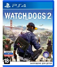 Watch Dogs 2 [русская версия] (PS4)