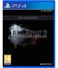 Final Fantasy XV. Day One Edition [Русские субтитры] (PS4)