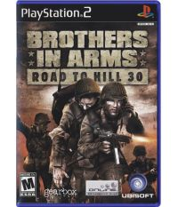 Brothers in Arms: Дорога на Холм 30 (PS2)