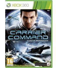 Carrier Command: Gaea Mission [русская документация] (Xbox 360)