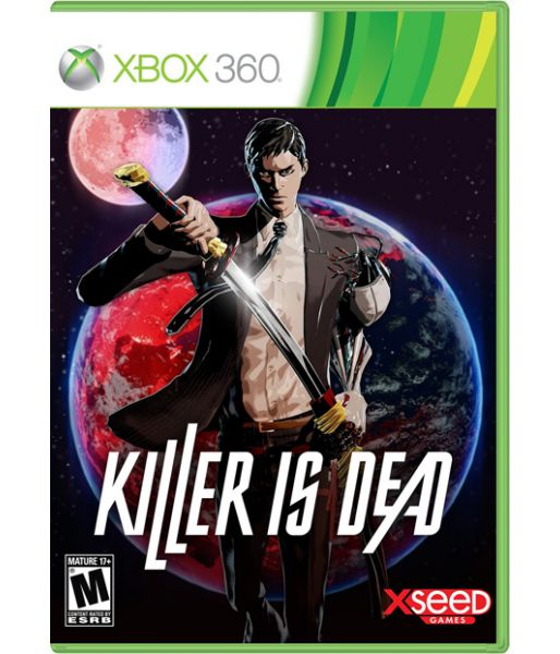 Killer is Dead: Limited Edition (Xbox 360)