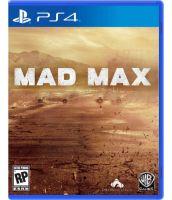 Mad Max [русские субтитры] (PS4)