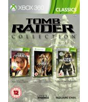 Tomb Raider Collection [Anniversary, Legend, Raider Underworld] (Xbox 360)