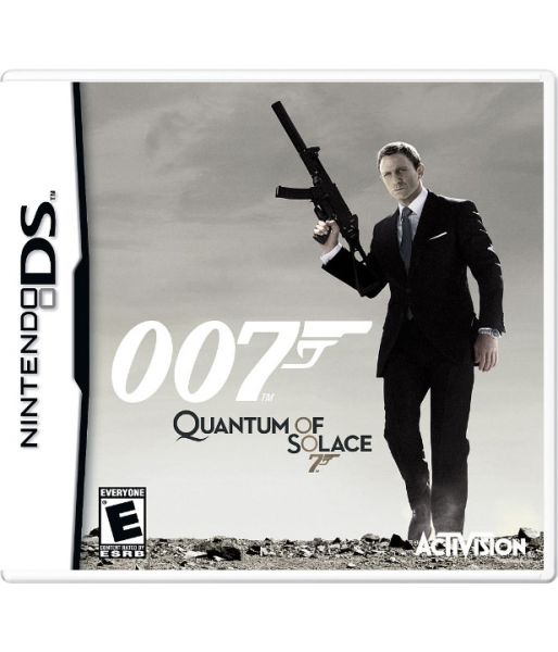 007: Quantum of Solace (NDS)