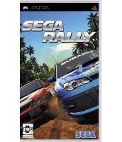 Sega Rally [Русская версия] (PSP)