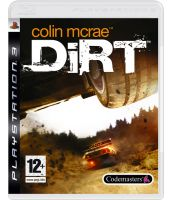 Colin McRae DIRT - GAME Exclusive Limited Edition Steelbook (PS3)