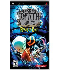 Death Jr. 2. Root of Evil (PSP)