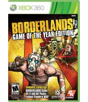 Borderlands - Game of the Year Edition (Xbox 360)
