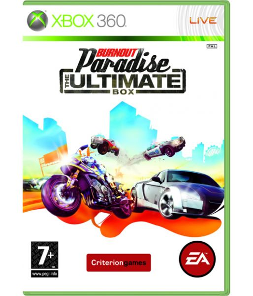 Burnout Paradise The Ultimate Box (Xbox 360)