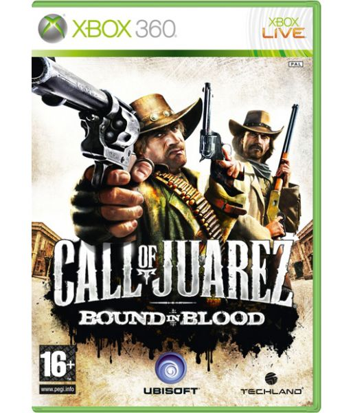 Call of Juarez: Bound in Blood (Xbox 360)