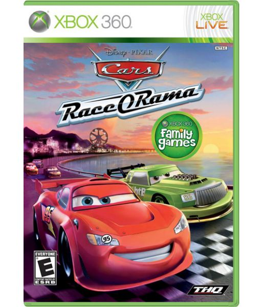 Cars: Race-O-Rama (Xbox 360)