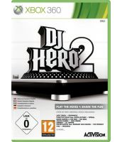 DJ Hero 2 Turntable Bundle [Игровой комплект] + DJH1 (Xbox 360)