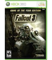 Fallout 3: Game of the Year (Xbox 360)
