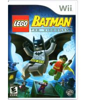 LEGO Batman The Video Game (Wii)