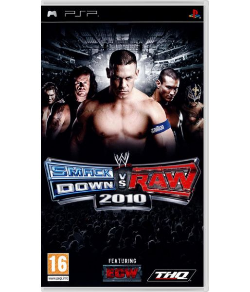 WWE Smackdown vs Raw 2010 (PSP)