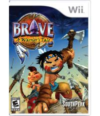 Brave A Warrior's Tale (Wii)