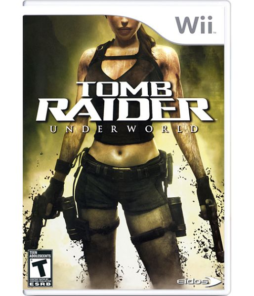 Tomb Raider Underworld (Wii)