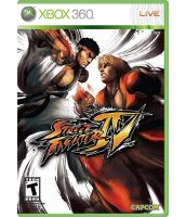Street Fighter IV [Classics] (Xbox 360)