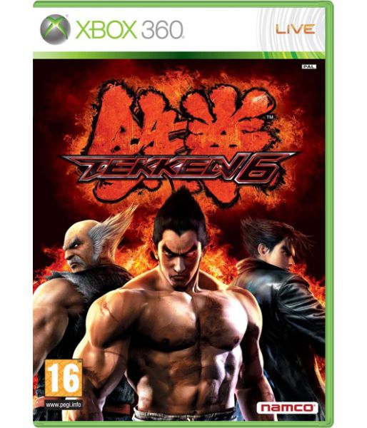 Tekken 6 Limited Edition (Xbox 360)