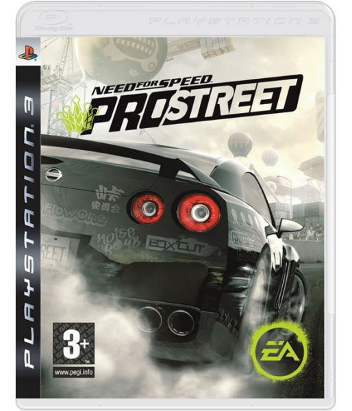 Need for Speed: ProStreet [Platinum] (PS3)