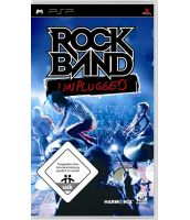 Rock Band: Unplugged (PSP)