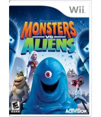 Monsters vs Aliens (Wii)