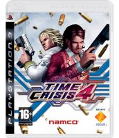 Time Crisis 4 with G-Con (PS3)