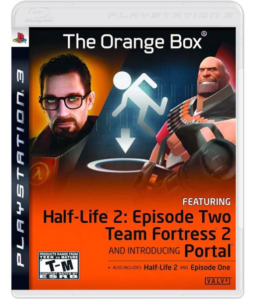 Half-Life 2 The Orange Box (PS3)