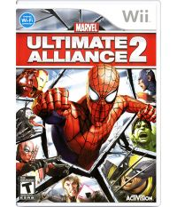 Marvel Ultimate Alliance 2 (Wii)