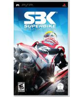 SBK 08 Superbike World Championship (PSP)
